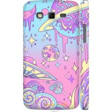 Чехол на Samsung Galaxy Grand 2 G7102 'Розовый космос