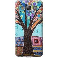 Чехол на Samsung Galaxy E7 E700H Арт-дерево
