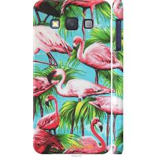 Чехол на Samsung Galaxy A3 A300H Tropical background