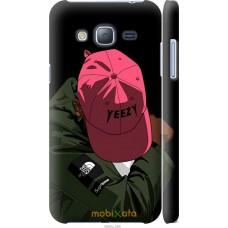 Чехол на Samsung Galaxy J3 Duos (2016) J320H De yeezy brand