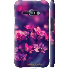 Чехол на Samsung Galaxy J1 Ace J110H Весенние цветочки