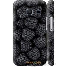 Чехол на Samsung Galaxy J1 Mini J105H Черная ежевика