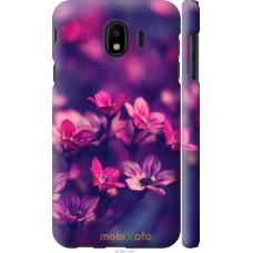 Чехол на Samsung Galaxy J4 2018 Весенние цветочки