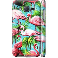 Чехол на Samsung Galaxy J2 J200H Tropical background