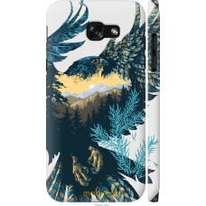 Чехол на Samsung Galaxy A5 (2017) Арт-орел на фоне природы