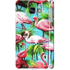 Чехол на Samsung Galaxy A3 (2016) A310F Tropical background