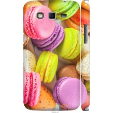Чехол на Samsung Galaxy Grand 2 G7102 Вкусные макаруны