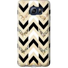 Чехол на Samsung Galaxy S6 Edge Plus G928 Шеврон 10