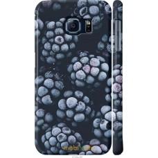 Чехол на Samsung Galaxy S6 G920 Морозная ежевика
