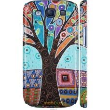 Чехол на Samsung Galaxy S3 Duos I9300i Арт-дерево