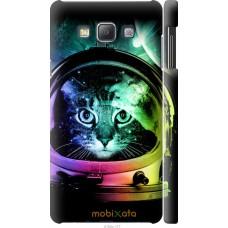 Чехол на Samsung Galaxy A7 A700H Кот космонавт
