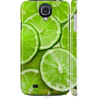 Чехол на Samsung Galaxy S4 i9500 Лайм