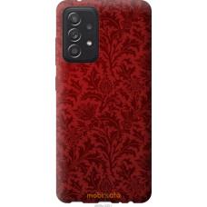 Чехол на Samsung Galaxy A52 Чехол цвета бордо