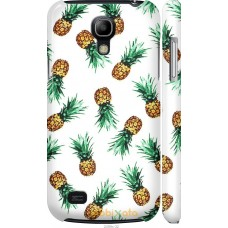 Чехол на Samsung Galaxy S4 mini Ананас