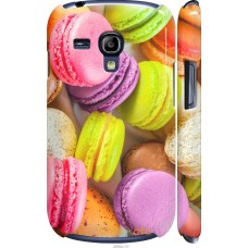 Чехол на Samsung Galaxy S3 mini Вкусные макаруны