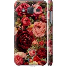 Чехол на Samsung Galaxy J2 J200H Прекрасные розы