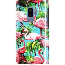 Чехол на Samsung Galaxy S9 Plus Tropical background