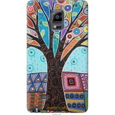 Чехол на Samsung Note Edge SM-N915 Арт-дерево