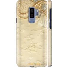 Чехол на Samsung Galaxy S9 Plus 'Мягкий орнамент