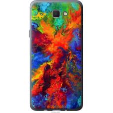 Чехол на Samsung Galaxy J5 Prime Акварель на холсте