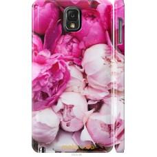 Чехол на Samsung Galaxy Note 3 N9000 Розовые цветы