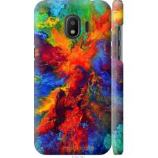 Чехол на Samsung Galaxy J2 2018 Акварель на холсте
