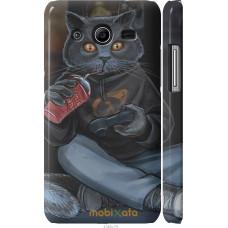 Чехол на Samsung Galaxy Core 2 G355 gamer cat