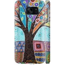 Чехол на Samsung Galaxy S7 G930F Арт-дерево