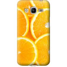 Чехол на Samsung Galaxy J2 (2016) J210 Апельсинки