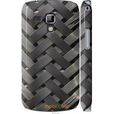 Чехол на Samsung Galaxy S Duos s7562 Металлические фоны