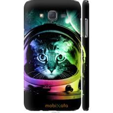Чехол на Samsung Galaxy J7 J700H Кот космонавт