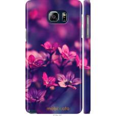 Чехол на Samsung Galaxy Note 5 N920C Весенние цветочки