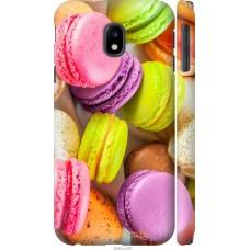 Чехол на Samsung Galaxy J3 (2017) Вкусные макаруны