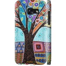 Чехол на Samsung Galaxy A3 (2017) Арт-дерево