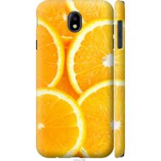 Чехол на Samsung Galaxy J7 J730 (2017) Апельсинки