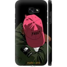Чехол на Samsung Galaxy A5 (2017) De yeezy brand
