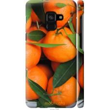 Чехол на Samsung Galaxy A8 2018 A530F Мандарины