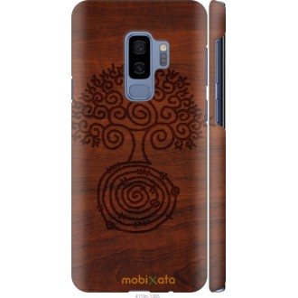 Чехол на Samsung Galaxy S9 Plus Узор дерева
