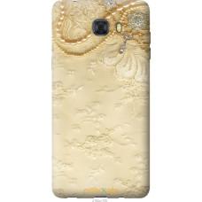 Чехол на Samsung Galaxy C9 Pro 'Мягкий орнамент