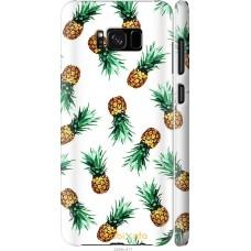 Чехол на Samsung Galaxy S8 Plus Ананас