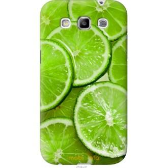 Чехол на Samsung Galaxy Win i8552 Лайм