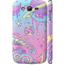 Чехол на Samsung Galaxy Grand Neo I9060 'Розовый космос