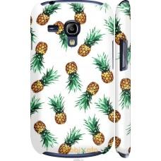 Чехол на Samsung Galaxy S3 mini Ананас