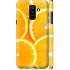 Чехол на Samsung Galaxy A6 Plus 2018 Апельсинки