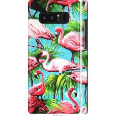 Чехол на Samsung Galaxy Note 8 Tropical background