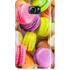 Чехол на Samsung Galaxy Note 5 N920C Вкусные макаруны