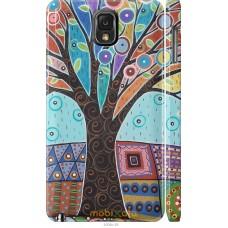 Чехол на Samsung Galaxy Note 3 N9000 Арт-дерево