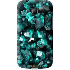 Чехол на Samsung Galaxy Star Plus S7262 Кристаллы 2