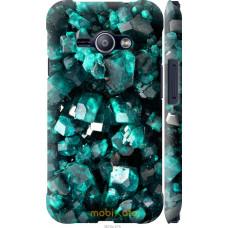 Чехол на Samsung Galaxy J1 Ace J110H Кристаллы 2