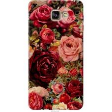 Чехол на Samsung Galaxy A9 Pro Прекрасные розы
